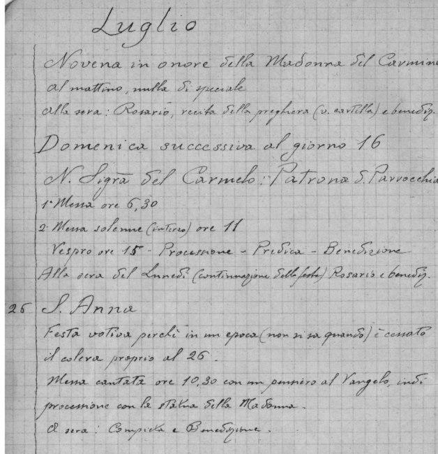 don-Carmelo-Ricco,-Quaderno-'Guida-ministeriale',-feste-Luglio