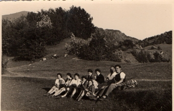 verso l'antola 1941